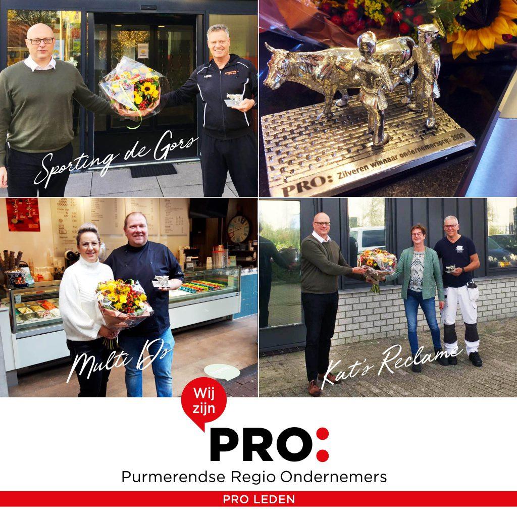 Uitstellen bekendmaking winnaars ondernemersprijs