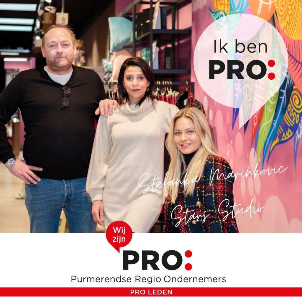 Nieuw PRO-lid stelt zich voor: Stars Studio